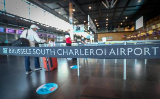 Luchthaven Charleroi draaide op 35 procent tijdens zomervakantie
