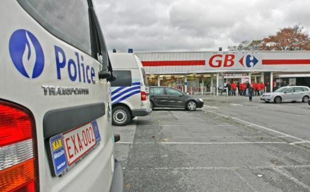 """La police lance un appel aux victimes de l'arnaque dite """"au rétroviseur"""""""