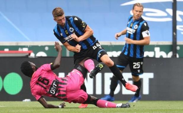 Jupiler Pro League - Club Brugge start competitie met valse noot tegen Charleroi