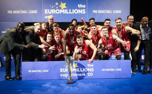 """Coupe de Belgique - Guy Muya, le manager général d'Anvers, """"peut respirer"""""""
