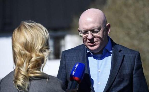 La Russie réclame la fermeture du bureau de l'ONU en Bosnie