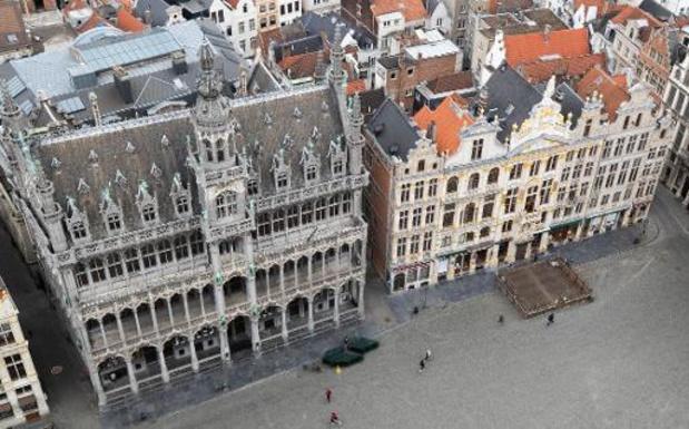 Brusselse coronamaatregelen tot 25 april verlengd