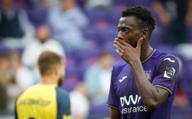 Mustapha Bundu (Anderlecht) prêté à Aarhus, Adzic et Sanneh libérés de leur contrat