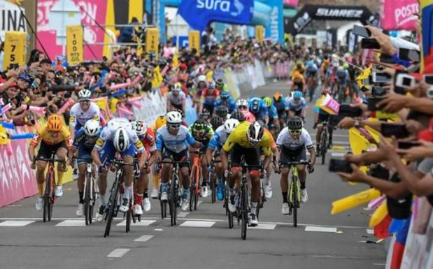 Tour Colombia - Juan Sebastian Molano wint 5e rit, Sergio Higuita blijft leider