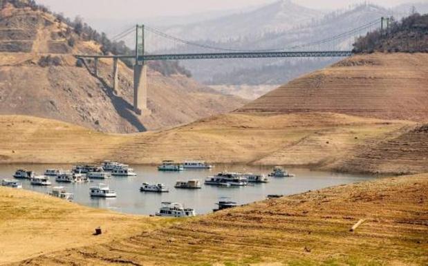 Bewoners Californische kust hebben geen drinkwater meer