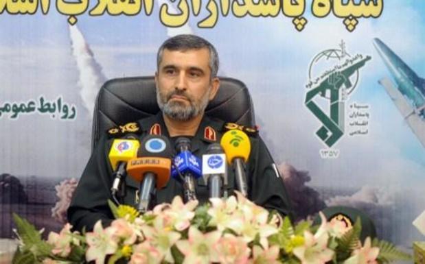 Un général des Gardiens iraniens endosse la responsabilité du drame