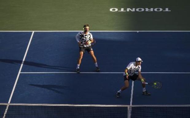 ATP Winston-Salem - Sander Gillé et Joran Vliegen battus dès le premier tour