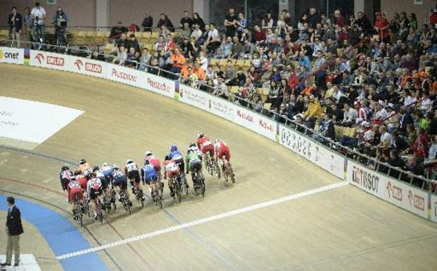 L'Euro de cyclisme sur piste délocalisé en Suisse