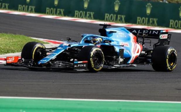 Fernando Alonso prolonge avec Alpine en 2022