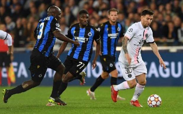 Club Brugge wil In Leipzig bevestigen