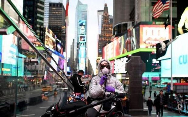 Ook New York verbiedt alle niet-essentiële activiteiten