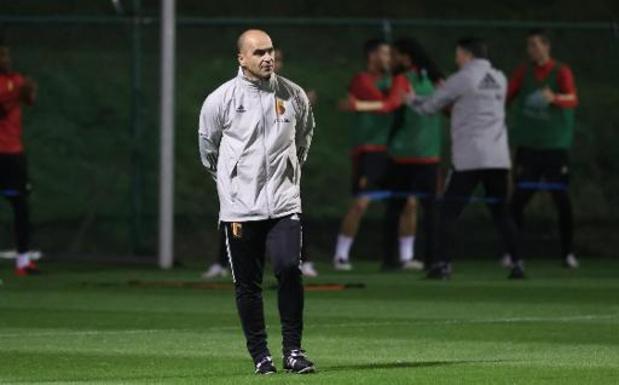 Diables Rouges - Selon Martinez, la Belgique doit cette fois conserver un bon niveau pendant 90 minutes