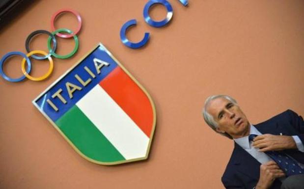 Le CONI veut suspendre toutes les activités sportives en Italie, à tous niveaux