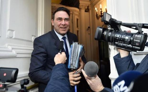 Ducarme reconnaît sa défaite et félicite Bouchez