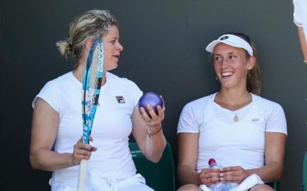US Open: Elise Mertens opent tegen Laura Siegemund, Kim Clijsters tegen Ekaterina Alexandrova