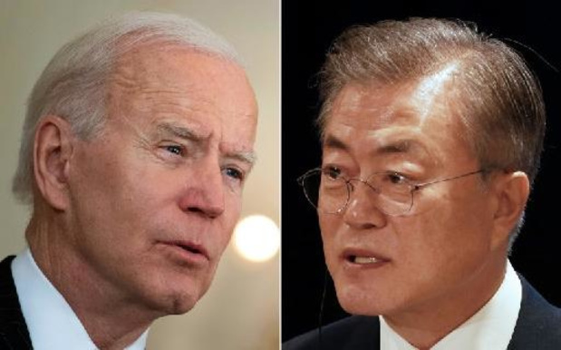 Biden ontvangt Zuid-Koreaanse president in mei in VS