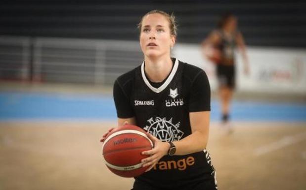 Schio et Kim Mestdagh remportent la Coupe d'Italie de basket féminin