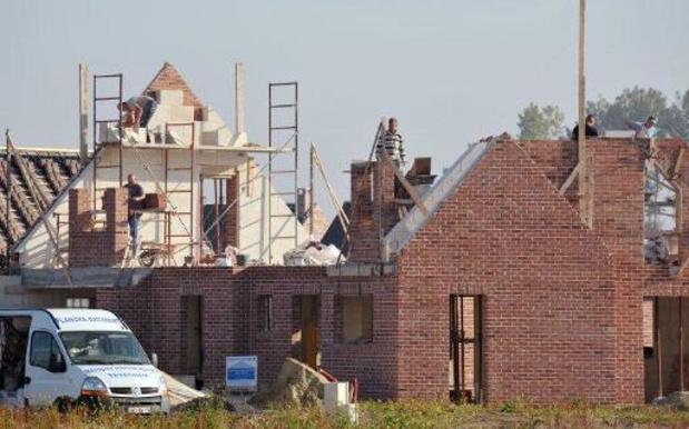 Le secteur de la construction réclame de nouvelles mesures spécifiques en Wallonie
