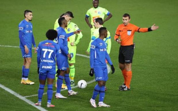 Jupiler Pro League - Tien Genkenaars laten zege liggen tegen AA Gent