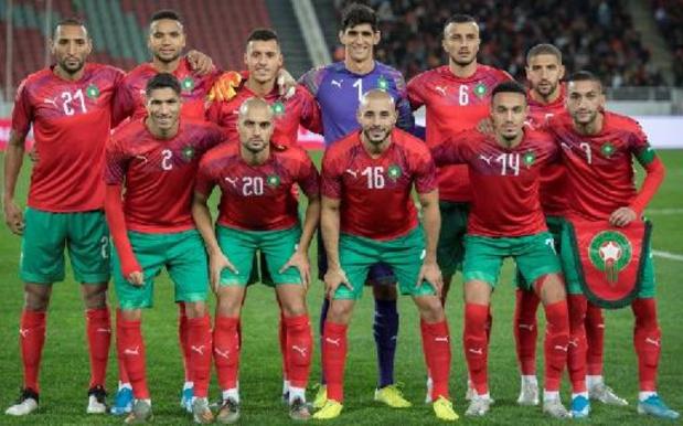 Qualifications Mondial 2022 - Guinée-Maroc reporté en raison de la situation politique et sécuritaire dans le pays
