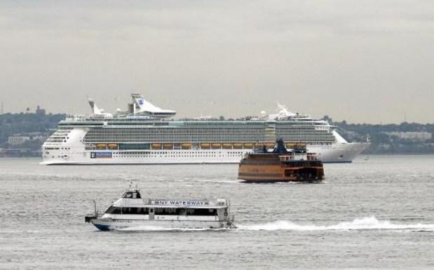 Un navire de croisière quitte les États-Unis, une première depuis le début de la pandémie