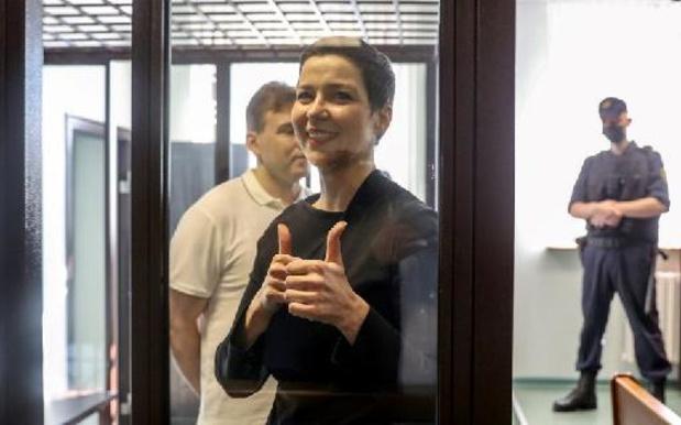 Bélarus: l'opposante Maria Kolesnikova condamnée à 11 ans de prison