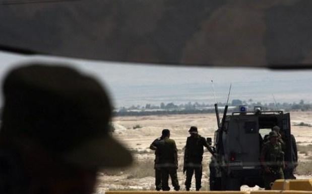 Israëlische soldaten doden man die hen wilde aanvallen met mes