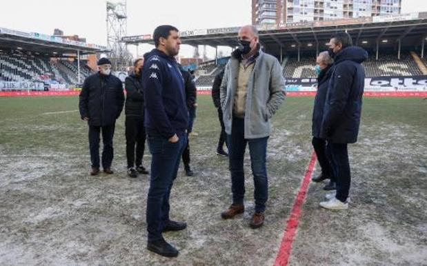 La nouvelle date de Charleroi-Club de Bruges connue au plus tôt début mars