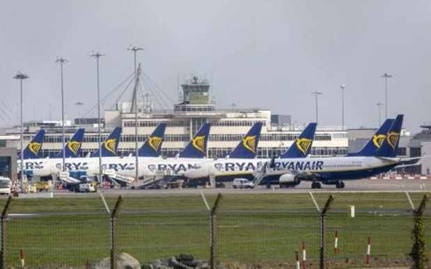 172 banen bedreigd bij Ryanair in België