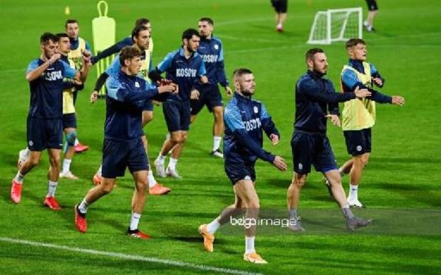 Kwal. WK 2022: Kosovo dreigt duel in Spanje niet af te werken na rel rond onafhankelijkheid