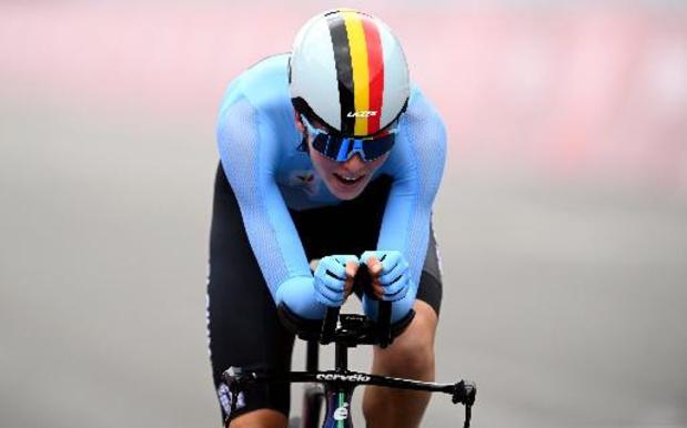Mondiaux de cyclisme - Régionale de la course, Julie Van de Velde veut faire attention à l'excès d'enthousiasme