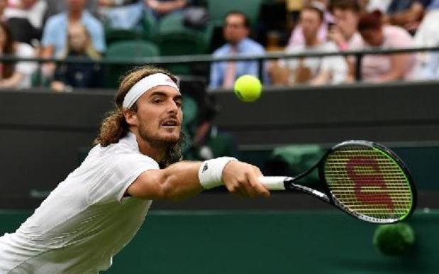 Wimbledon: battu en trois sets pas Tiafoe, Tsitsipas s'incline d'entrée comme en 2017 et 2019