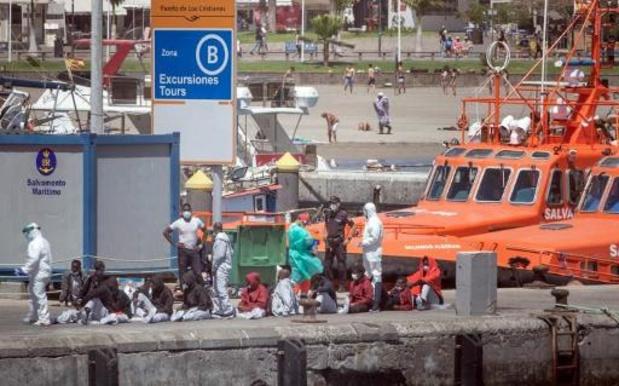 Espagne: au moins quatre migrants morts au large des Canaries