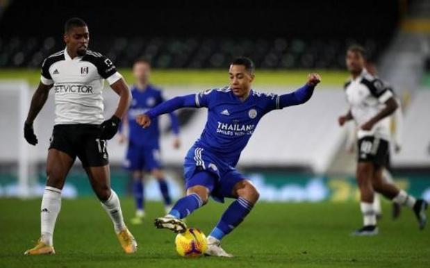 Les Belges à l'étranger - Manchester City et Leicester s'imposent sans problème à Burnley et Fulham