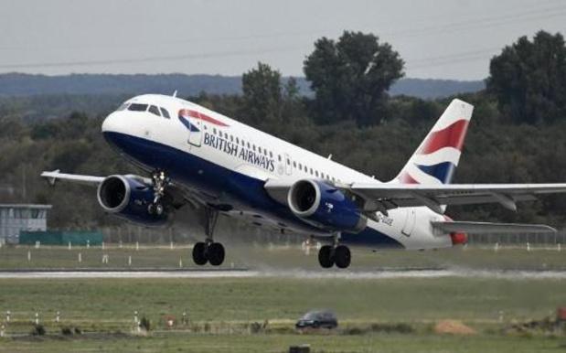 British Airways schort vluchten naar China op