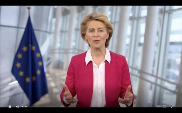 La Commission européenne proposerait un plan de relance à 750 milliards d'euros