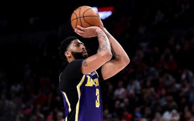 Lakers verliezen zonder LeBron James topper tegen Denver
