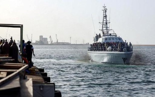Duitse ngo redt nog eens 100 migranten voor Libische kust