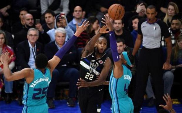 NBA - Milwaukee corrige Golden State et signe son premier succès de la saison