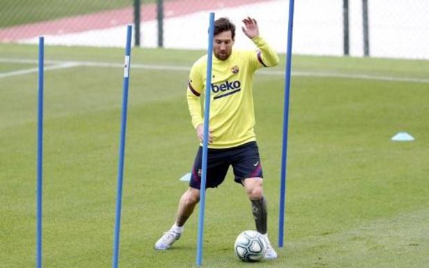 La Liga - Messi laat clausule in contract verlopen, Barça vermijdt gratis zomertransfer