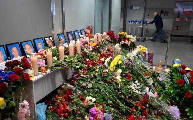 Iran belooft 150.000 dollar voor nabestaanden slachtoffers neergehaald Oekraïens vliegtuig