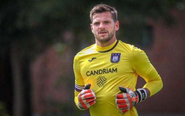 Hendrik Van Crombrugge absent pour le reste de la saison