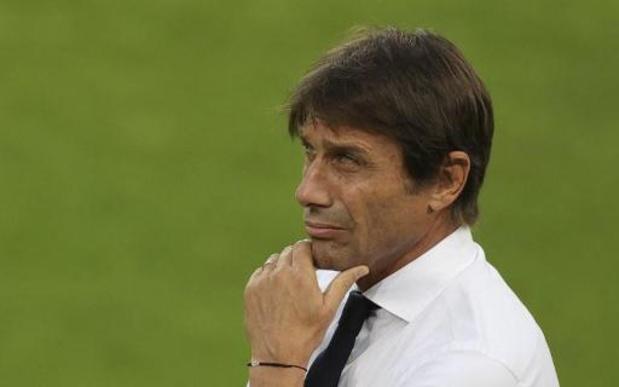 Europa League - Conte laisse planer le doute sur son avenir à l'Inter