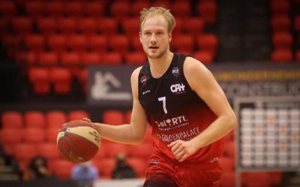 Euromillions Basket League - Thuiszeges voor Charleroi en Bergen