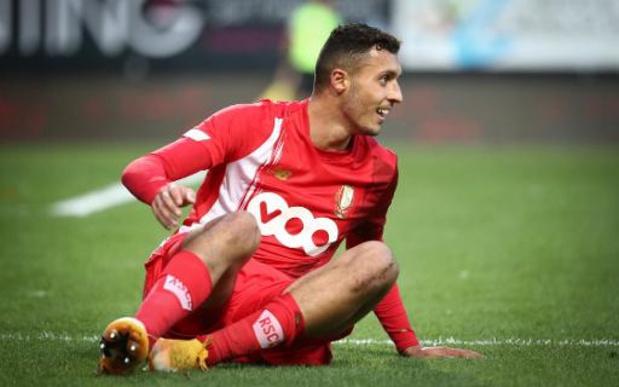 Selim Amallah scoort zijn eerste goal voor Marokko