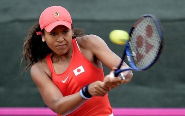 """WTA Cincinnati - """"Je voulais gagner pour donner plus d'impact à ma déclaration"""", explique Osaka"""
