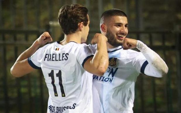 1B Pro League - Union wint moeilijke match bij Deinze, Vanzeir scoort snelste goal in Belgisch profvoetbal
