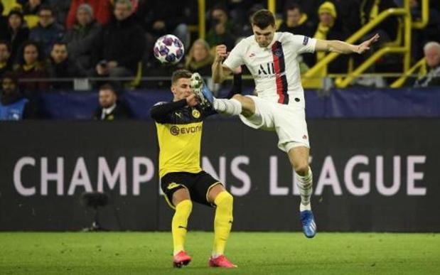 Selon le quotidien espagnol AS, Thomas Meunier se rapproche du Borussia Dortmund