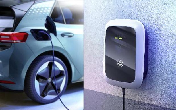 Volkswagen start verkoop wallbox