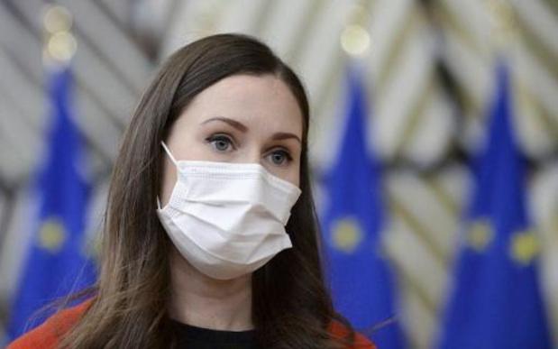 La Première ministre finlandaise a été testée négative